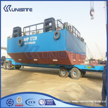 steel offshore floating pontoon platform (USA2-003)